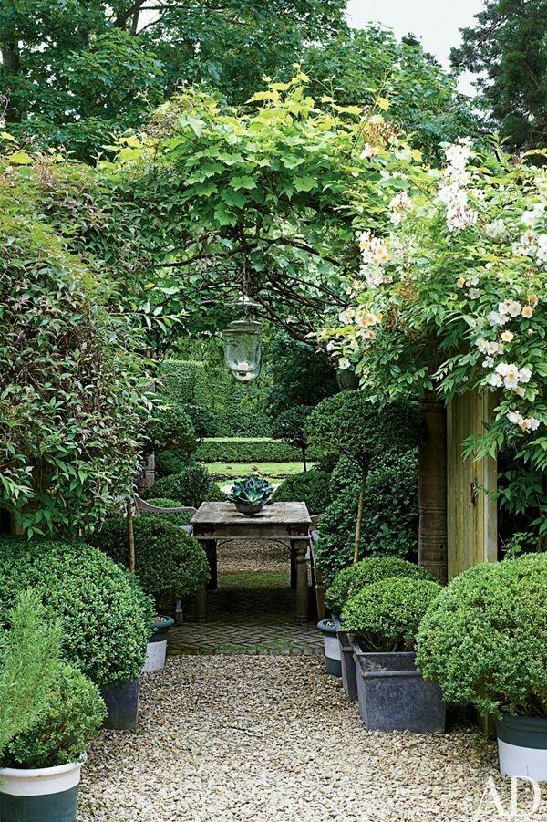 Les 3165 meilleures images du tableau jardin terrasse for Terrasse jardin anglais