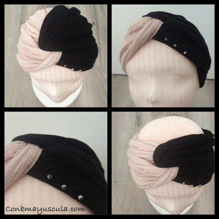 Turbante silver dots #turban #conbmayuscula #turbante