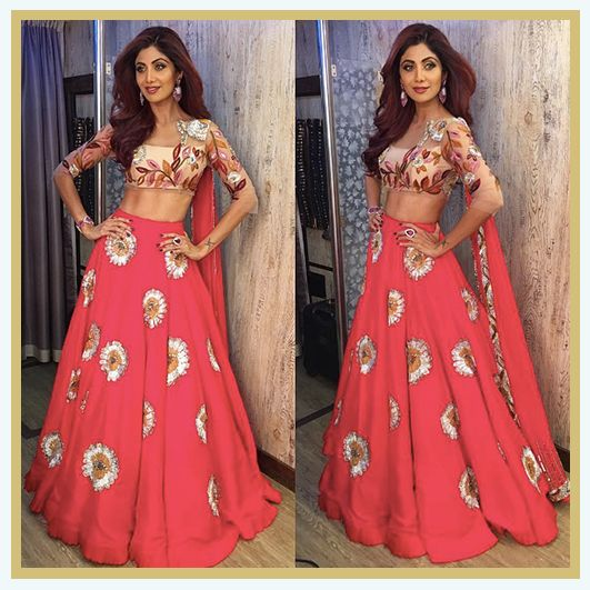 Shilpa Shetty, Super Dancer, MyFashgram
