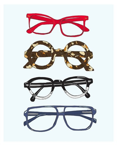 Our Adelaide frames look just like the red ones! http://www.eyebuydirect.com/fashion-glasses-adelaide-red-p-10945.html