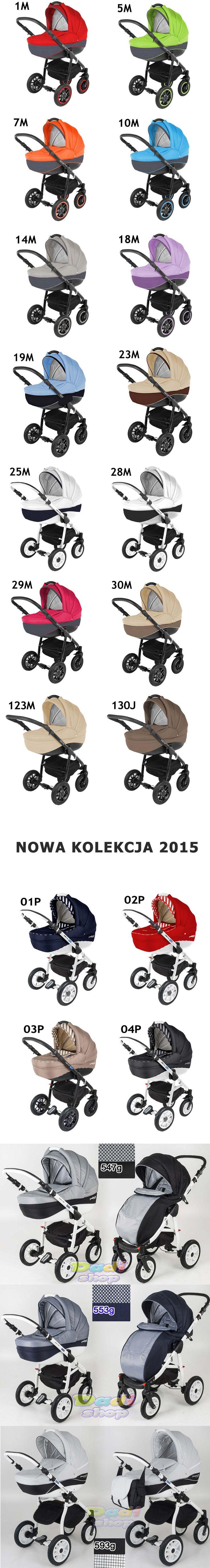 PAJERO 2w1/3w1 NOWOCZESNY POLSKI WÓZEK ALUMINIOWY (5647549424) - Allegro.pl - Więcej niż aukcje.
