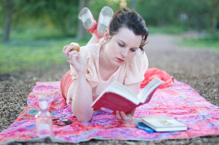 DIY couverture de pique-nique portable | Clones N Clowns by Aimee Wood