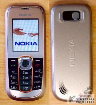 Használt Nokia 2600 Classic Vodafone kártyás.