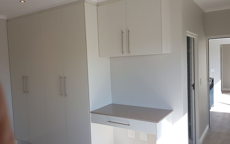 Recently completed project at Longlands Estate, Stellenbosch. Finished in a Dried Leaf (Plascon) duco.