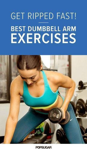 Best Arm Exercises With Weights   Eves Healthy frugal fitness tiips #fitness #health #nutrition