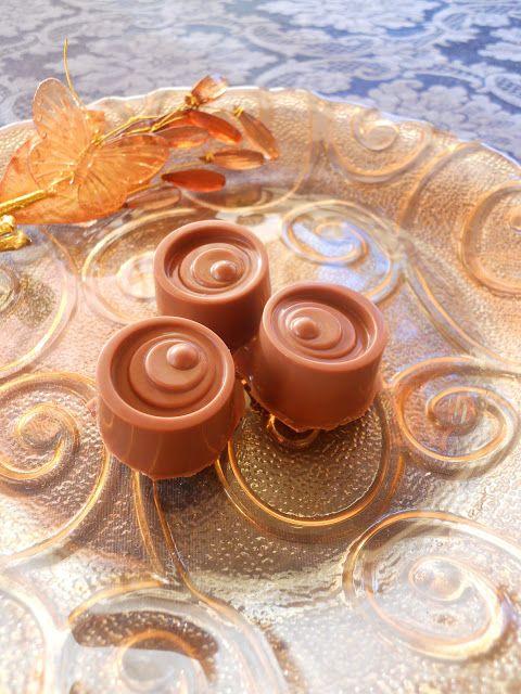Muzzarella ai fornelli: Cioccolatini ripieni al cocco