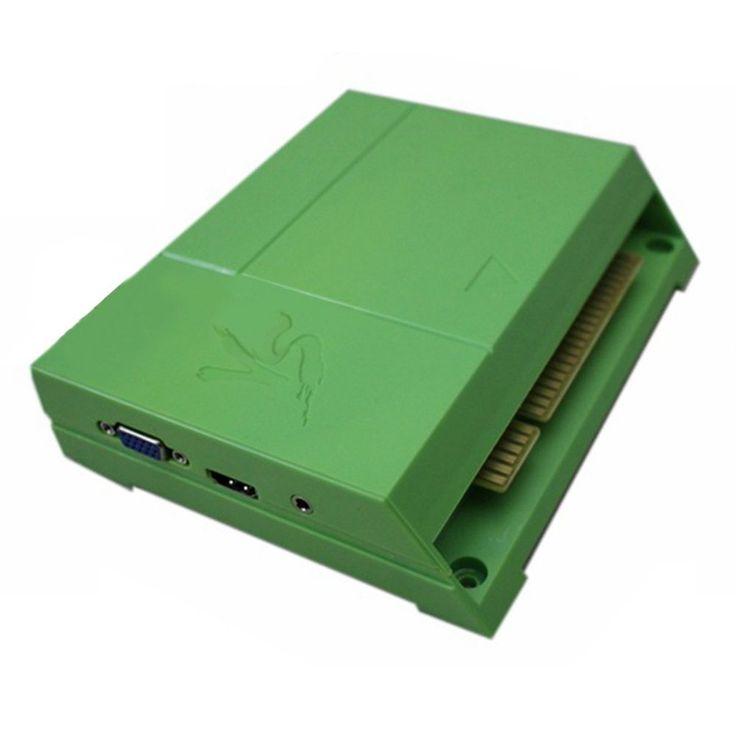 800 in 1 Jamma Arcade Video Games PCB Board Kit VGA HDMI Classic Fighting Game  | eBay