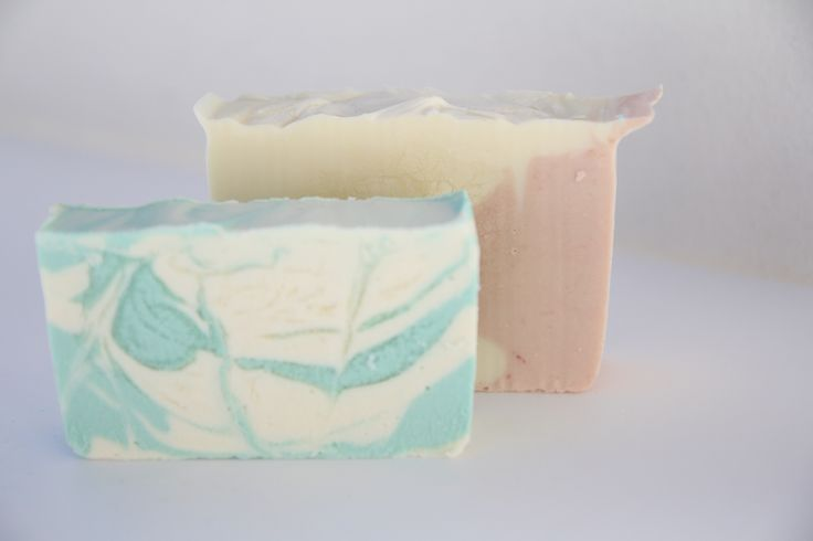Greek chamomile soap, rose & pink clay soap