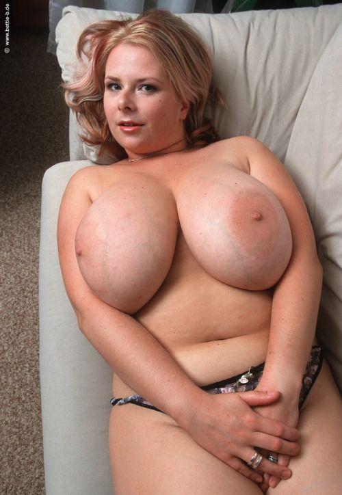 Huge Boobs German