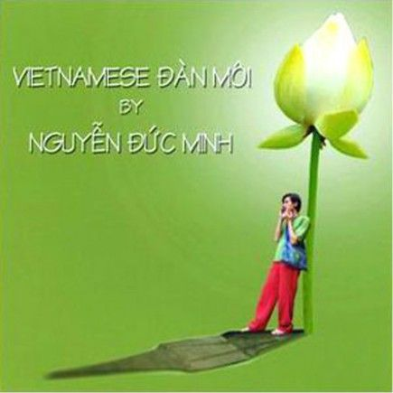 Nguyen Duc Minh - Vietnamese Dan Moi (2006) - Nguyen Duc Minh plays his own compositions with Vietnamese and Chinese Jew's Harps. Some of his tracks are accompanied by traditional instruments like the mouth violin K'ny (Kni) #jewsharp