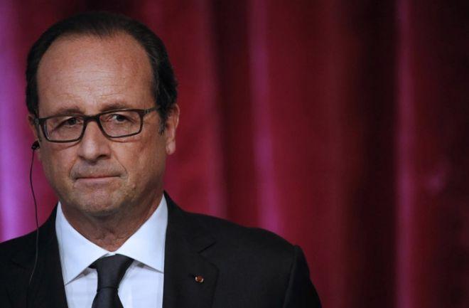#Francia bombardeará al Estado Islámico. Lo anunció el presidente, Francois Hollande. Su país lanzará ataques en #Siria > http://www.argnoticias.com/mundo/item/37110-francia-bombardear%C3%A1-al-estado-isl%C3%A1mico
