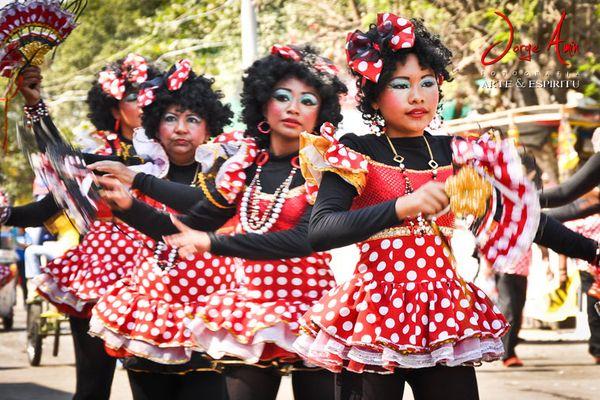 Carnaval de Barranquilla, Negritas Puloi