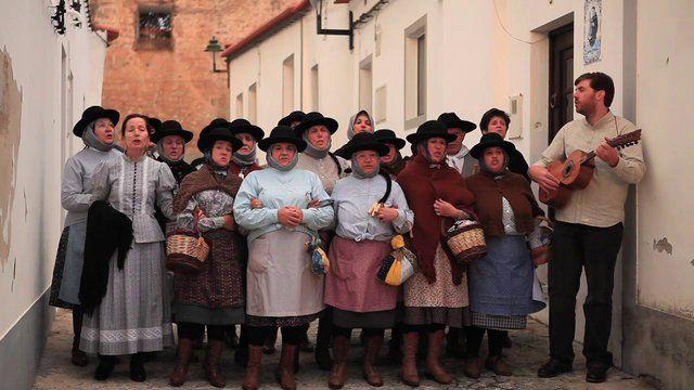 PROJECTO 655  Gravado em Serpa a 21 de Maio de 2013, inserido no filme: Cantam as filhas da Rosa