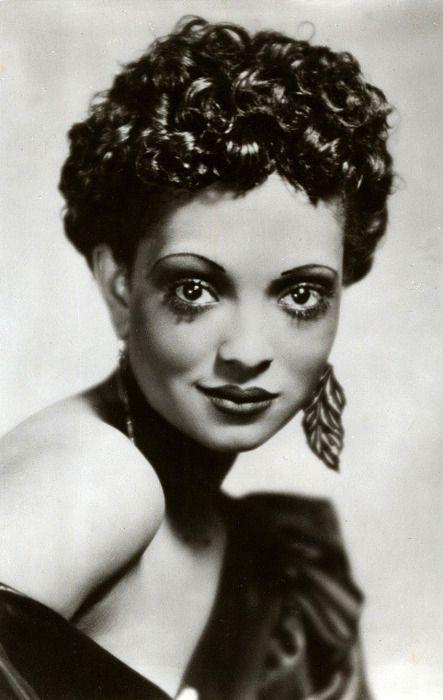 Nina Mae McKinney, 1930s.