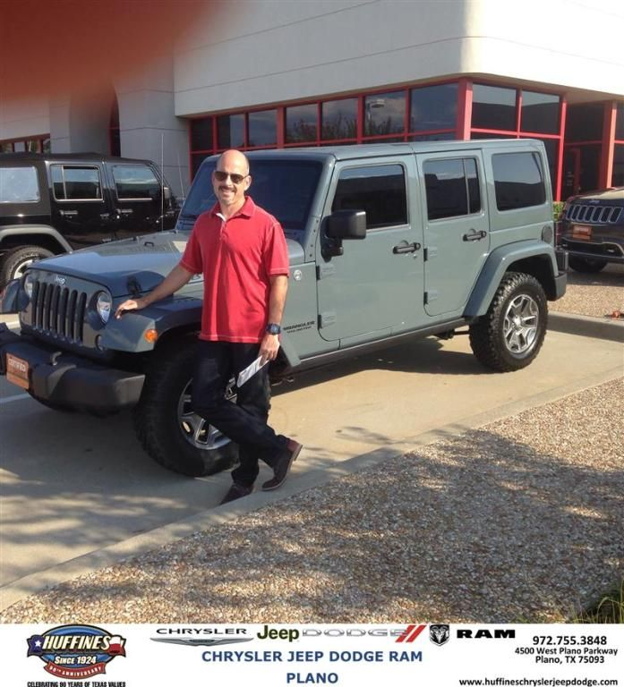 Happybirthday To Brandon From Barry Neal At Huffines Chrysler Jeep