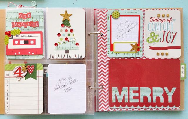 December Daily album by Karen M. Andersen I'm loving this album lots of inspiration