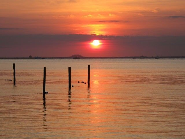Summer on Fire Island is truly paradise. The ocean is warm, the weather is perfect, the sunrises and sunsets are spectacular, the fish are jumping, the surf is sensational, clamming, wind surfing, sailing and boating ...