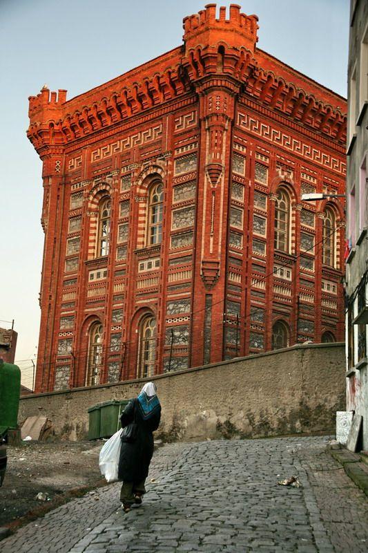 Fener Greek School, Istanbul Hidden Treasures by mursaloglu