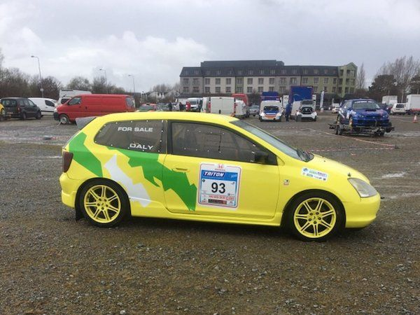 Ep3 Civic Rally Car For Sale In Kerry On Rally Car Rally Cars