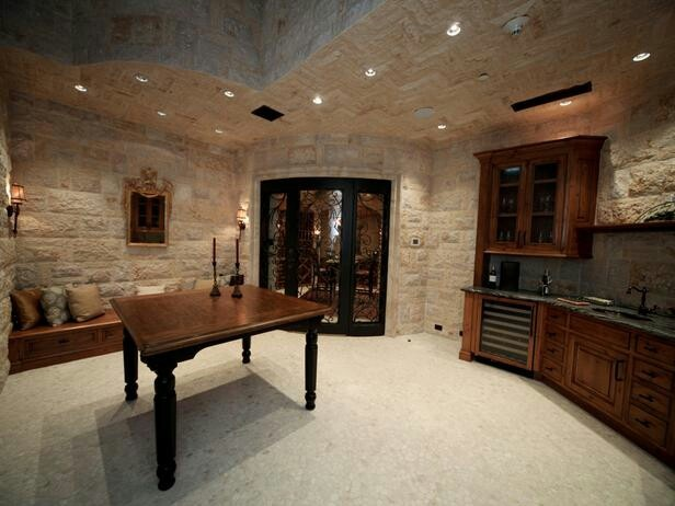 Awesome Basement Cigar Room Ventilation