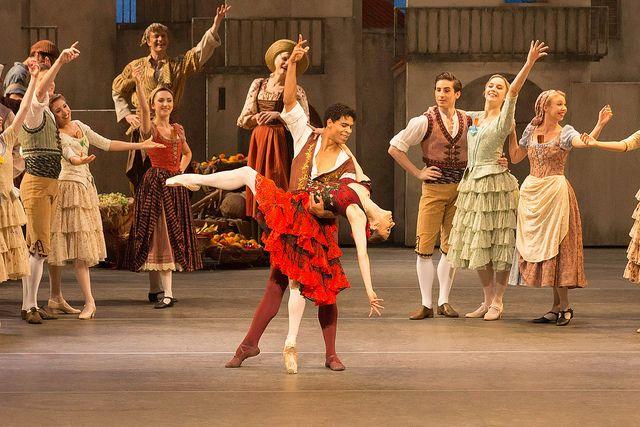 Royal Opera House/Don Quixote - Stunning Experience.