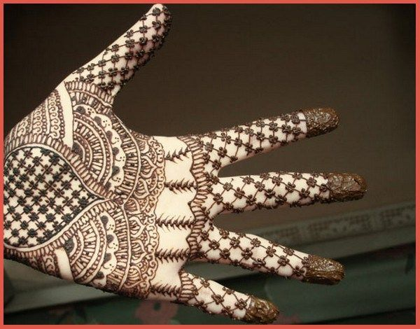 Top Rajasthani Mehndi Designs For Hands  | Rajasthani Mehndi