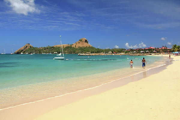 Beach at Gros Inlet, St. Lucia | Satisfies The Most Demanding Guests | View Vacation Deals!
