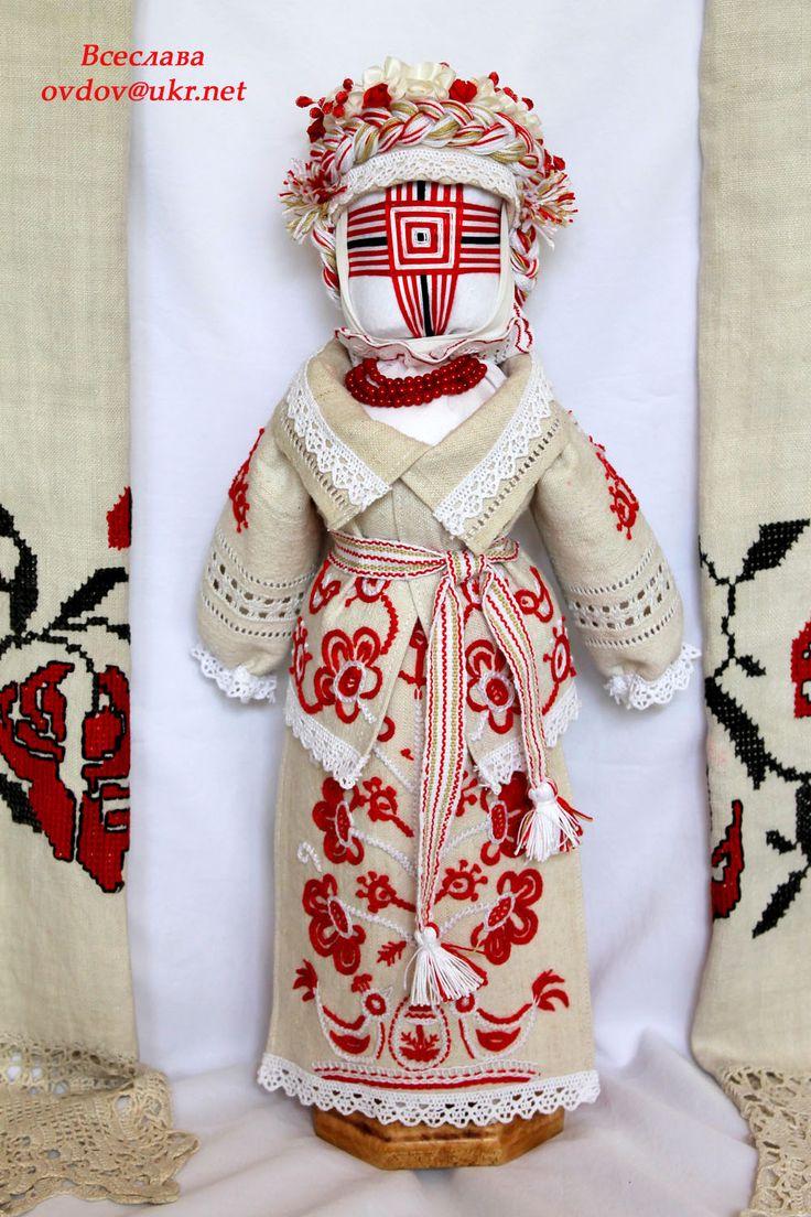 """Украинская кукла """"Квітана"""""""