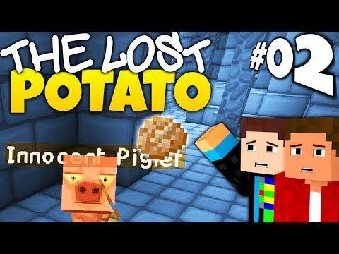 MINECRAFT - THE LOST POTATO #02 - WAR'S DAS SCHWEIN!?   GommeHD & Fr3akzLP - YouTube