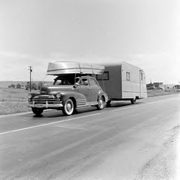 Camping Car Queenie