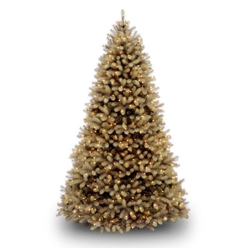 Found it at Wayfair - Douglas Fir 7.5' Green Downswept Artificial Christmas Tree with 750 Dual-Color LED Lights with Stand