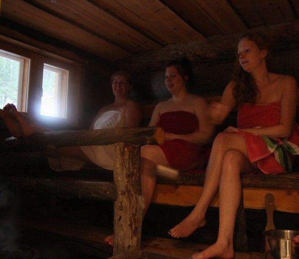 Refreshing #sauna day at #Nuuksio National Park | Visit #Helsinki Blog