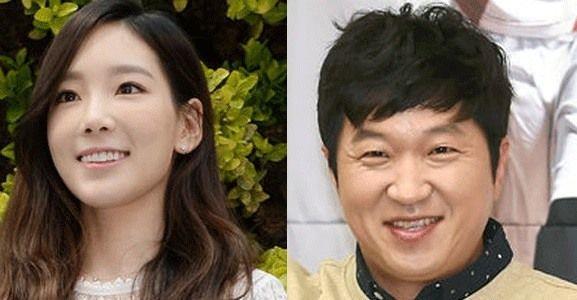Jeong Hyeong-don reunites with Taeyeon