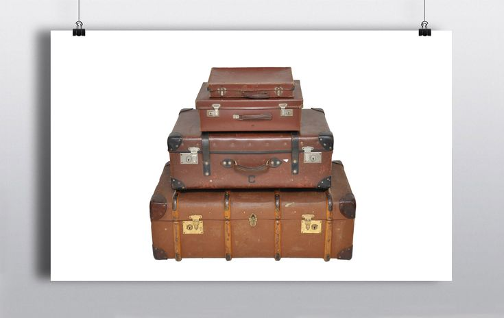 Beautiful selection of suitcases which can be used in a number of different ways –  As props or similarly they make a quirky coffee tables which we have used on numerous occasions. http://www.prophouse.ie/portfolio/vintage-suitcases/