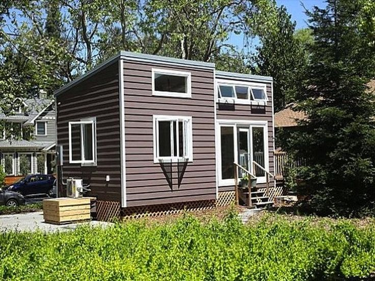 I Love The Box Houses Easy To Build Tiny Homes Pinterest