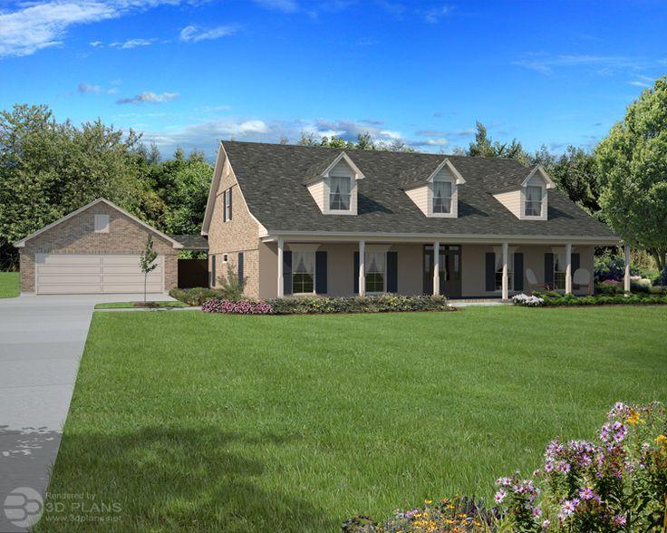 Plan Detail   Custom Home Designs   Baton Rouge, LA