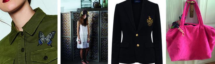 Vores moderedaktør, Anna Elisabeth Goth Engel, har forelsket sig i en unik taske, den fedeste army-jakke og lidt bling bling til ørerne