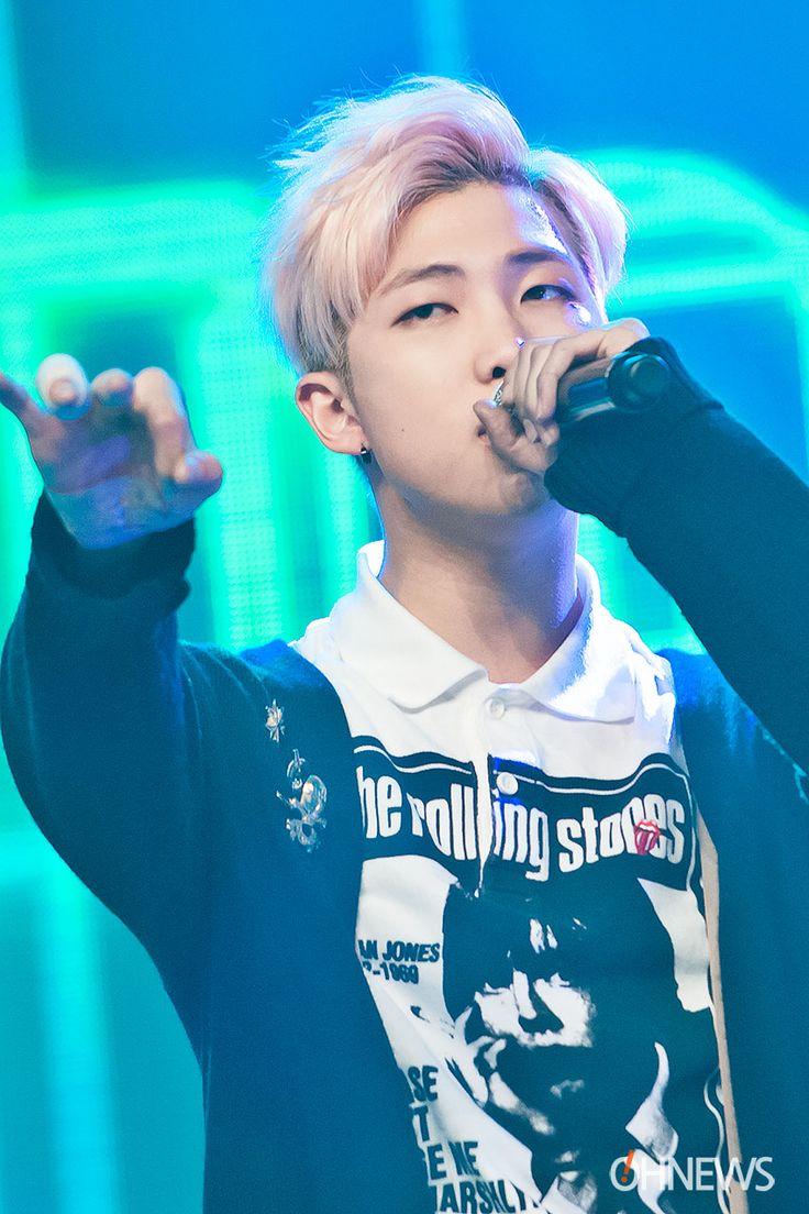Kim Namjoon 김남준 (Rap Monster 랩몬스터) is the group's leader. Born September 12, 1994