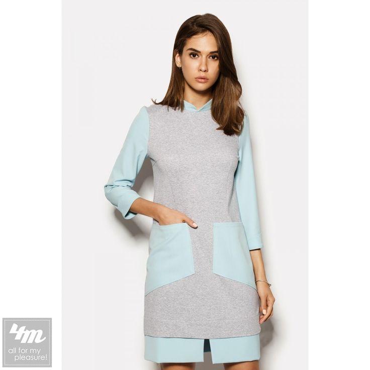 Составить визитку на продажу женских платьев