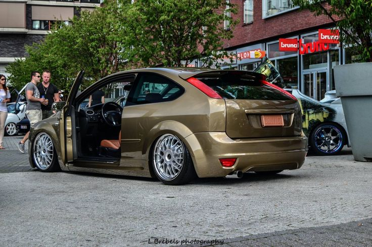 brown Ford Focus mk2 tuning FordFocus.ST Tuning