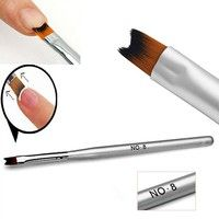 Features: The Nail Painting Drawing French Manicure Phototherapy Pen Brush A perfect tool for your n