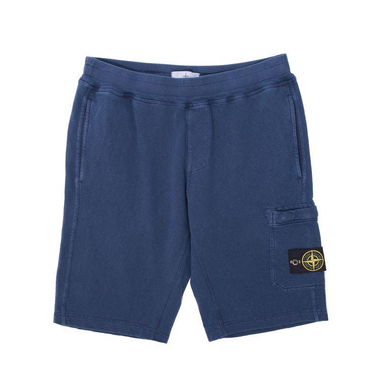 Super cozy new Stone Island Fleece Bermuda Shorts.