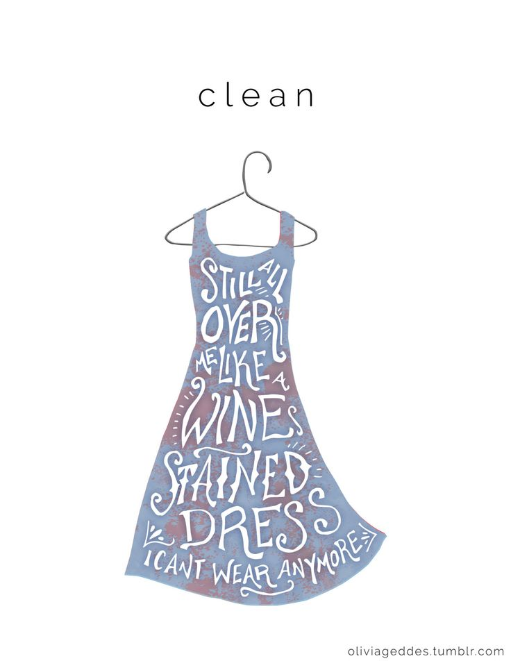 Clean- Taylor Swift