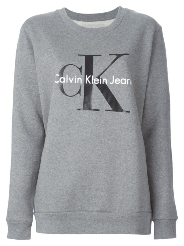 """Calvin Klein Jumper"" by maddieledger on Polyvore featuring Calvin Klein Jeans, women's clothing, women, female, woman, misses and juniors"