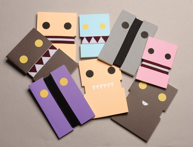 Incognito notebooks from Happily Ever Paper. shop online @ www.happilyeverpaper.com