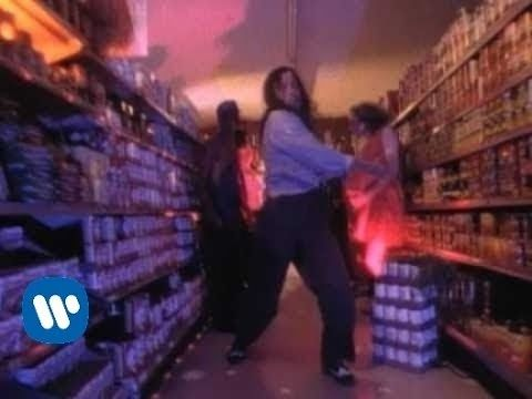 Jane's Addiction - Been Caught Stealing (Video) ha i always crack up when i watch this video.. still =)