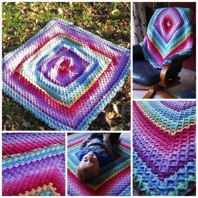11 best varios y ropa images on Pinterest | Punto de crochet, Blusas ...