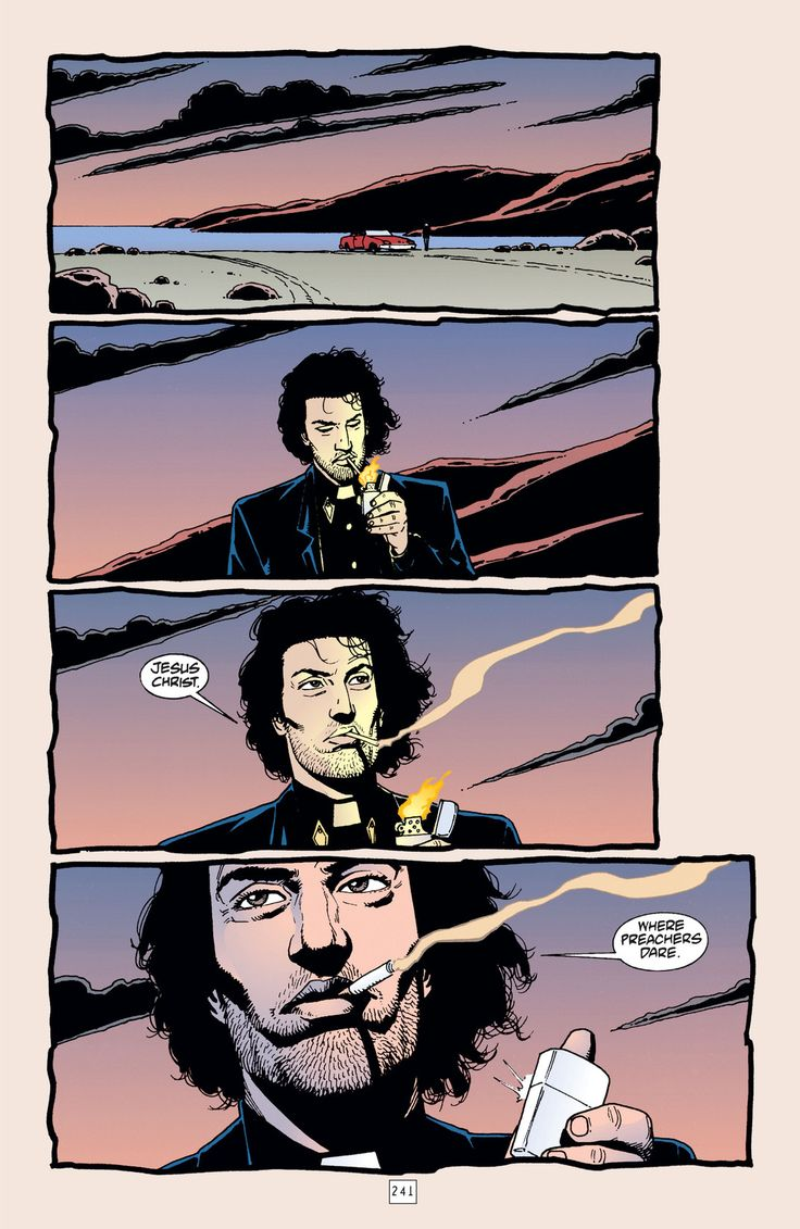 R.I.P Steve Dillon Thanks for the incredible contributions you made to comics.