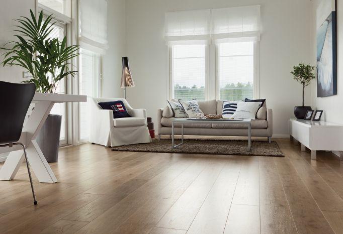 #Parquet #Timberwise Oak HW Tundra_K5-1 #Interiordesign #Home #Mataro #Barcelona www.decorgreen.es