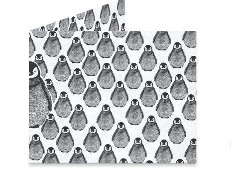 Dynomighty Artist Collective: penguin by barmalisiRTB penguin, animals, cute, art, design, illustration, barmalisiRTB
